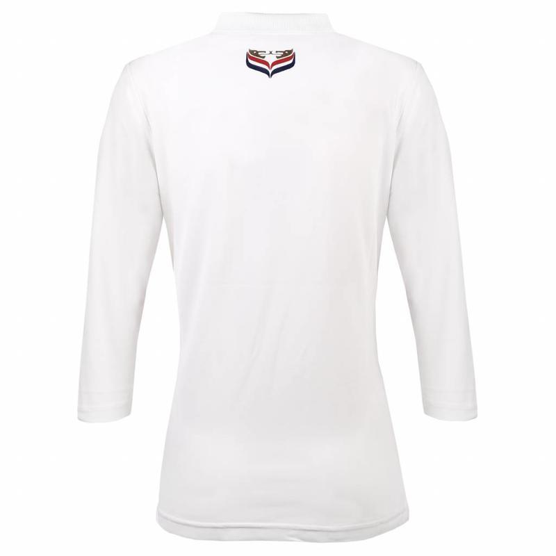 Q1905 Women's Polo Distance White