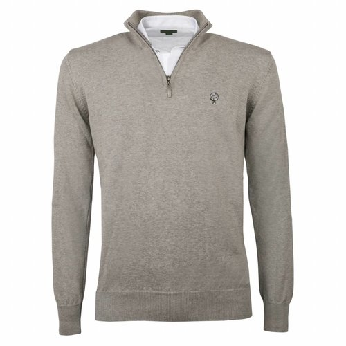 Heren Pullover Stoke - Light Grey