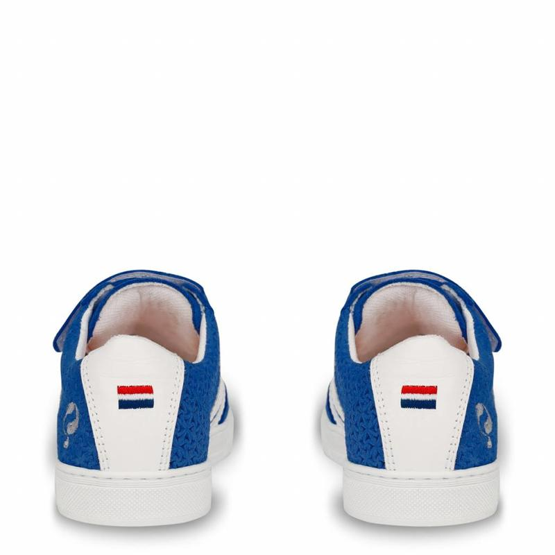 Q1905 Kids Sneaker Legend '69 JR Skydiver/White