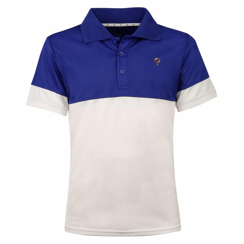 Q1905 Heren Polo Pique Q Surf the Web