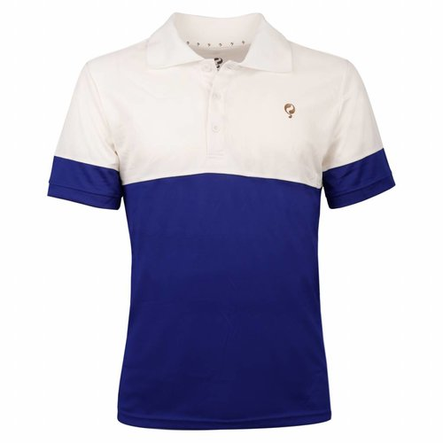 Heren Polo Pique Q Snow White