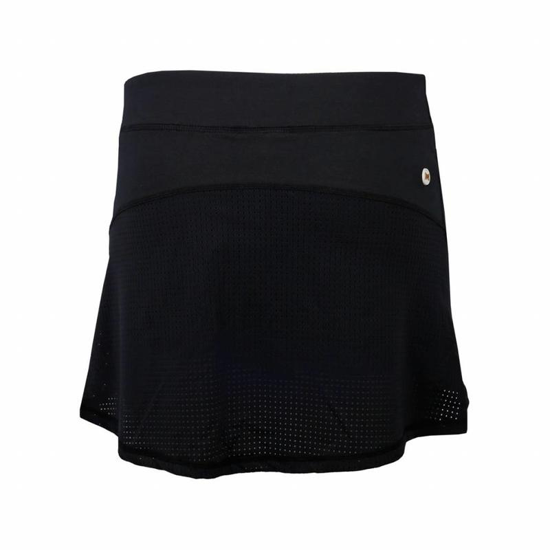 Q1905 Women's Skort Brush Q Blue Graphite