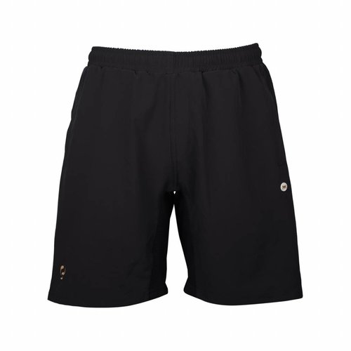 Men's Woven Short Q Blue Graphite