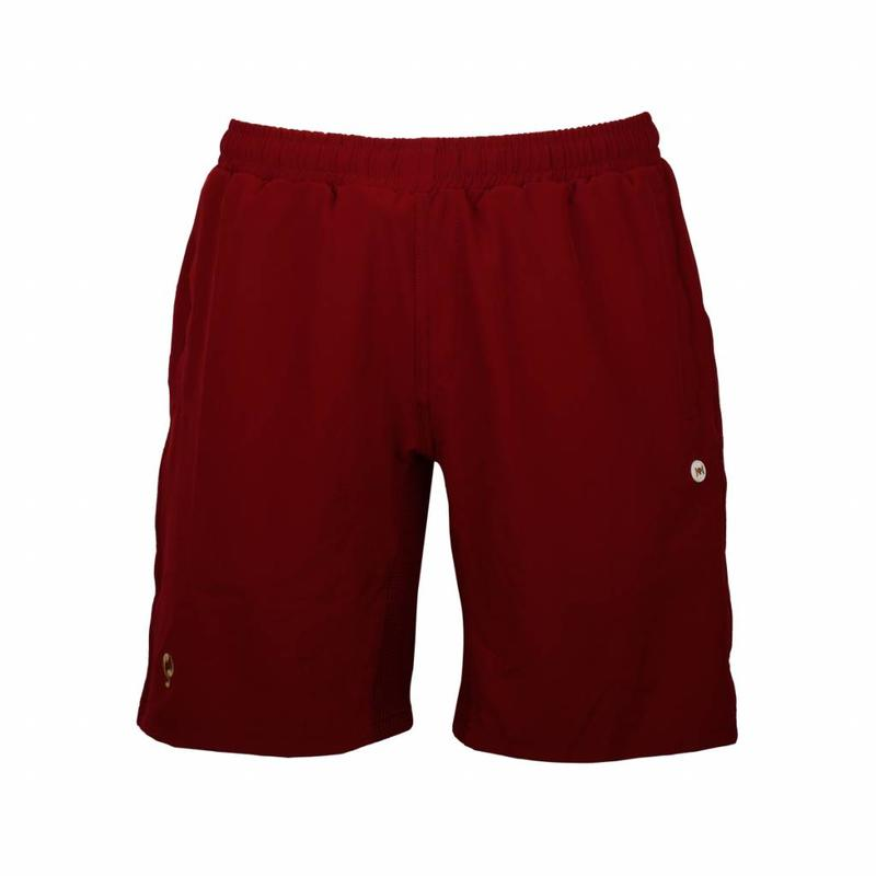 Q1905 Men's Woven Short Q Sundried Tomatoes