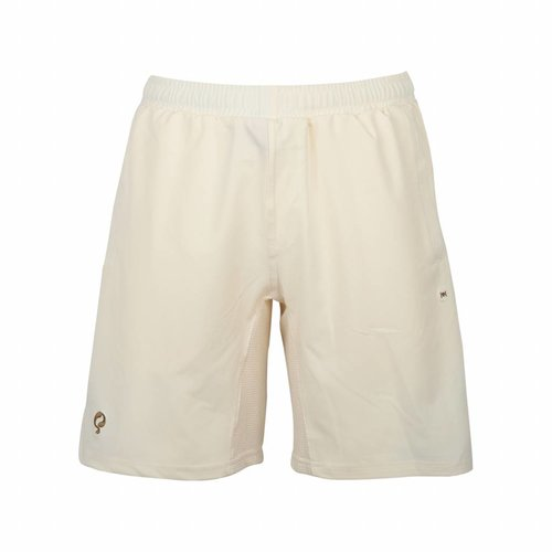 Men's Woven Short Q Snow White