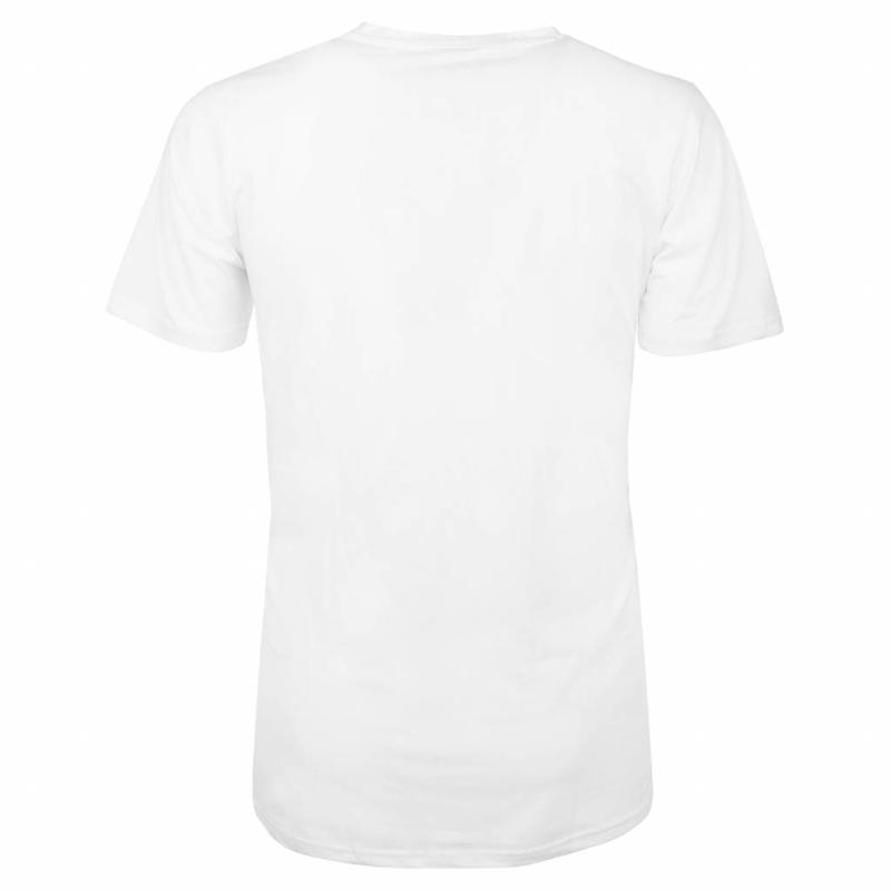 Q1905 Men's Tee Qdile White
