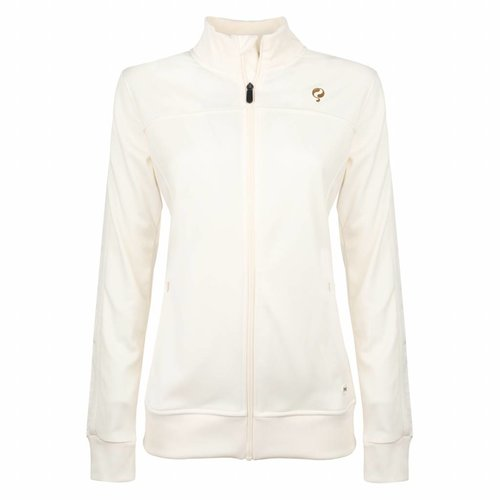 Dames Tech Jacket Q Snow White