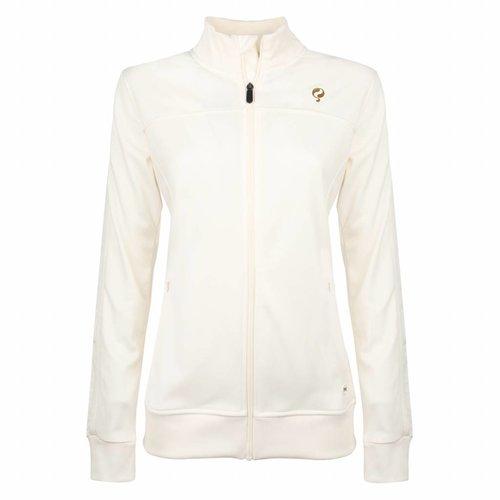 Dames Tech Jacket Q Snow White