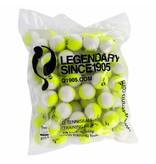 Q1905 Q-Tennis Ball Training PR-8 Yellow-White