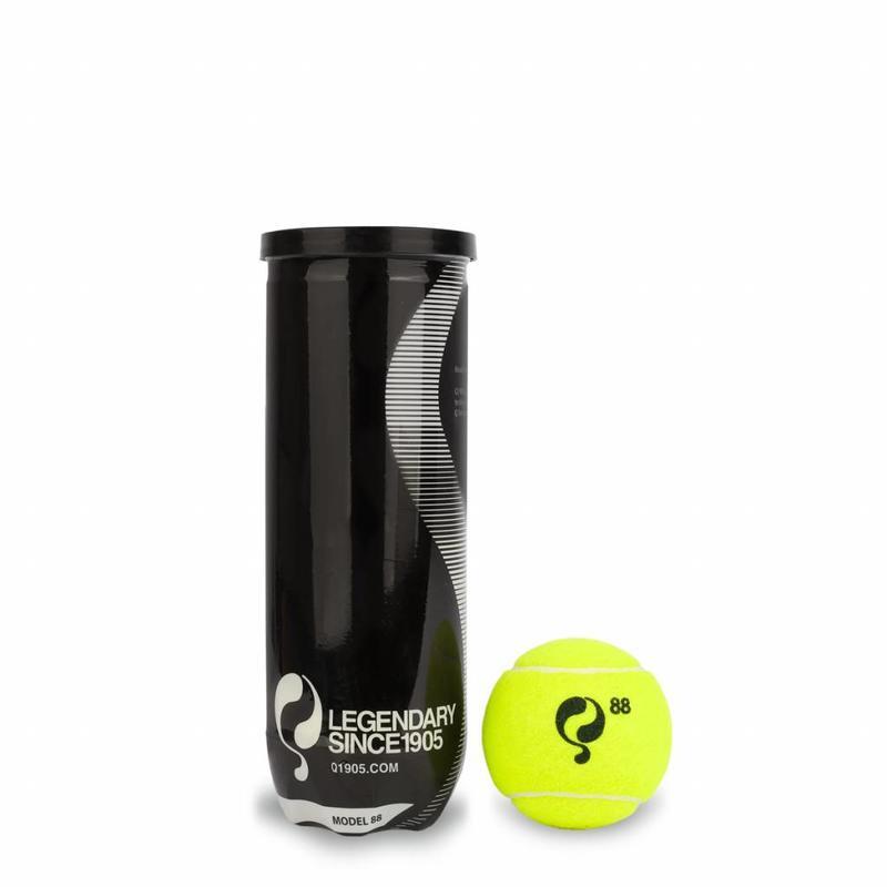 Q1905 Q-Tennisbal 88 3pcs/can Yellow