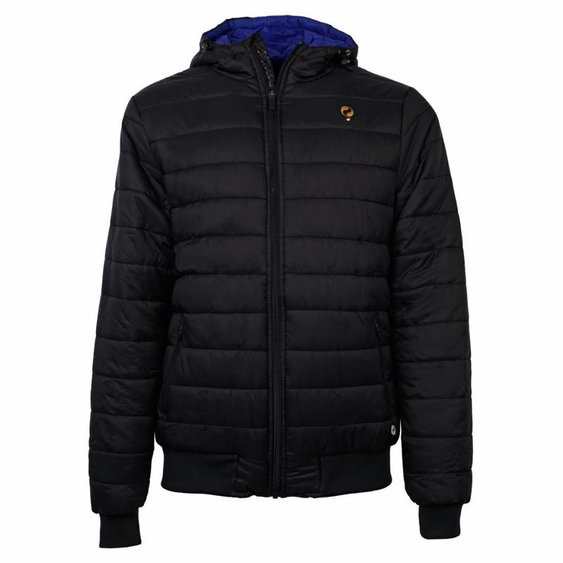 Q1905 Men's Padded Jacket Q Blue Graphite