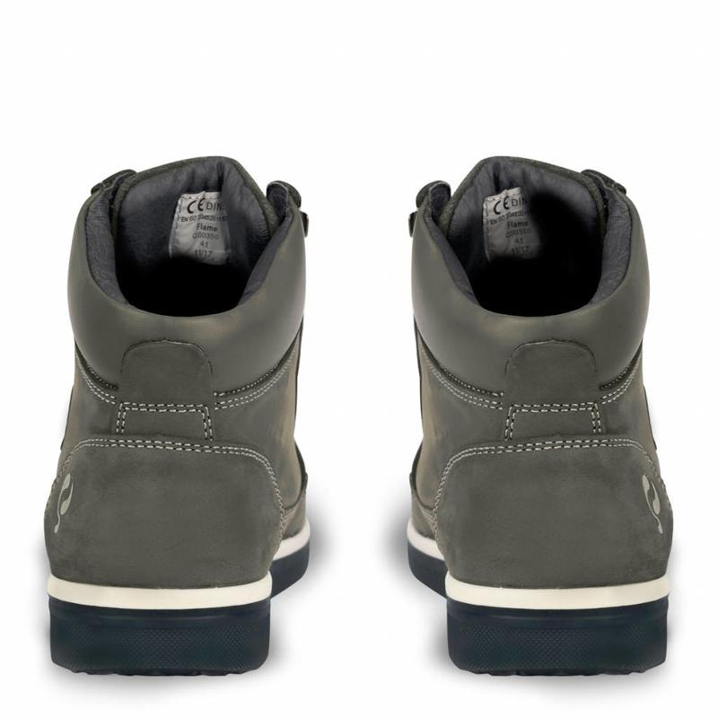 Q1905 Safety Boot Flame QS0350