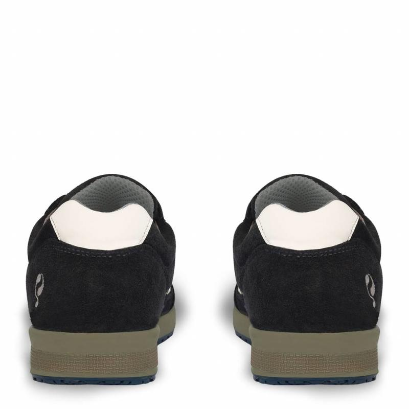 Q1905 Safety Boot London Dk Blue QS0150