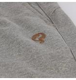 Q1905 Heren Tech Pants Q Grey Melange