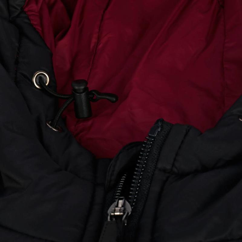 Q1905 Dames Padded Jacket Q Blue Graphite
