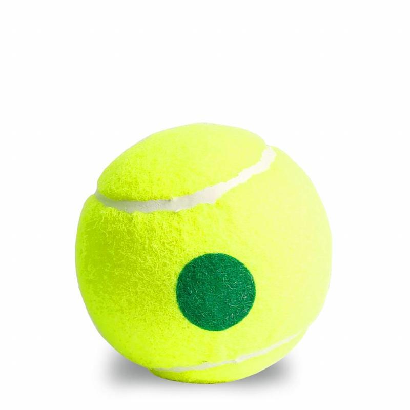 Q1905 Q-Tennisbal ST1 3pcs/can Yellow-Green Dot