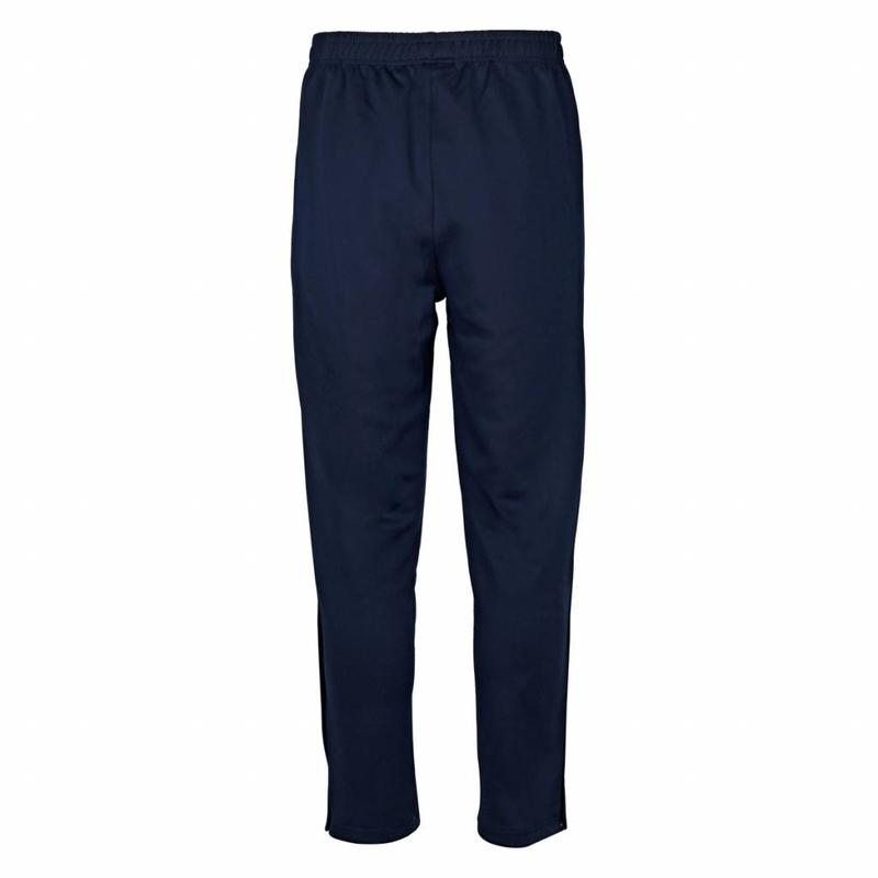 Q1905 Heren Trainingsbroek Delmee Navy / Blauw
