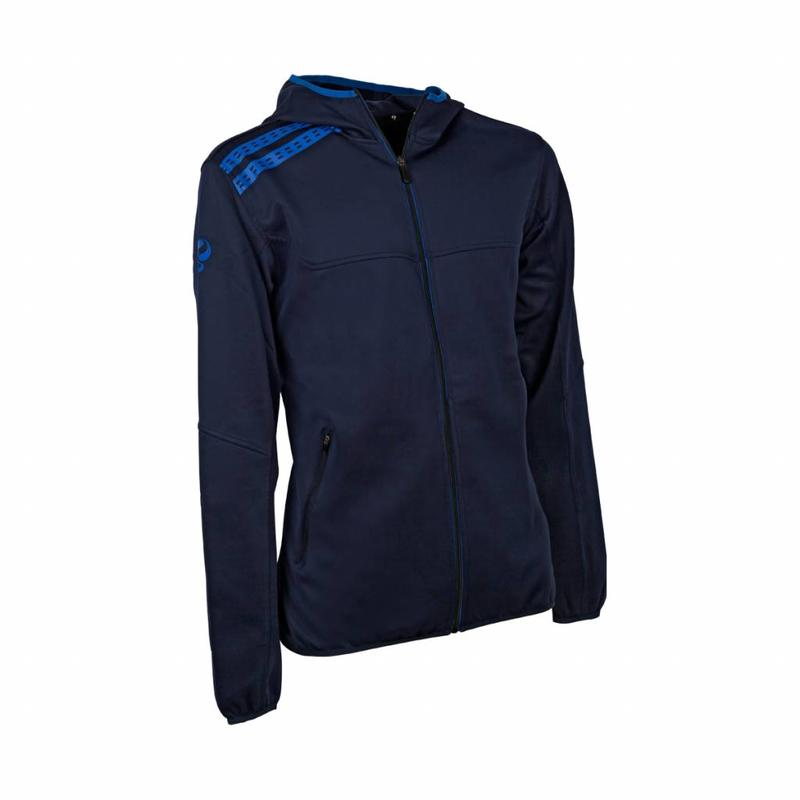 Q1905 Kids Trainingsjack Pantic Navy / Blauw