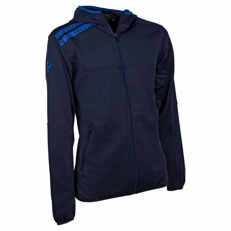 Q1905 Men's Trainingsjack Pantic Navy / Blauw