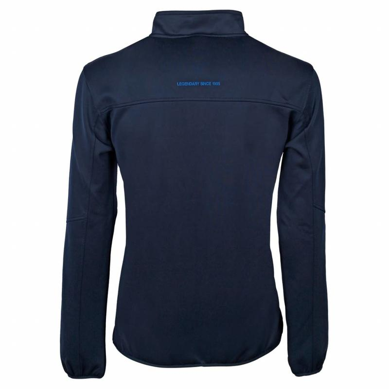 Q1905 Heren Sweater Vreven Navy / Blauw