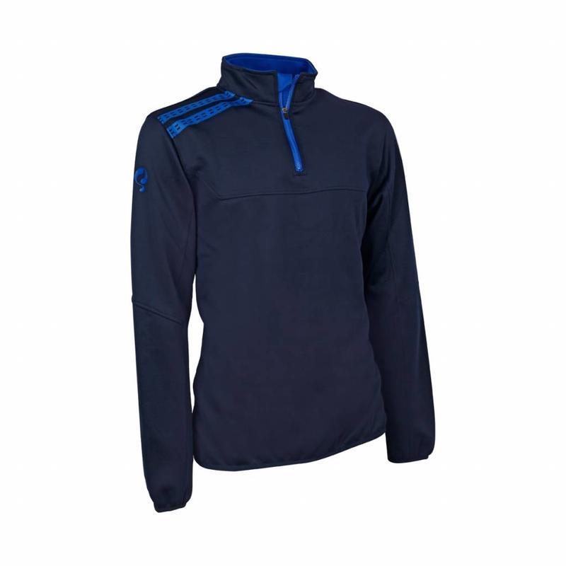 Q1905 Kids Sweater Vreven Navy / Blauw