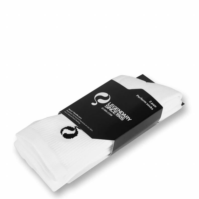 Q1905 Sport Sock Meryl 2-pack