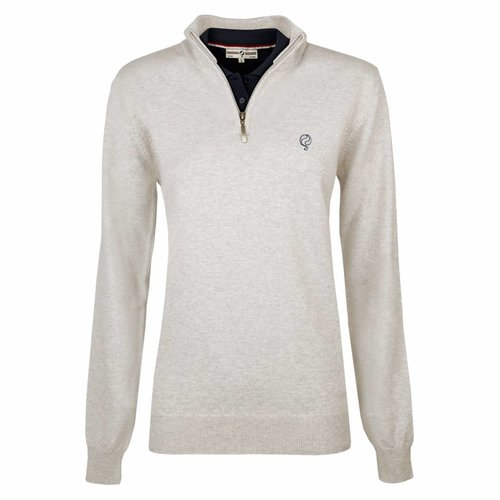 Dames Pullover Half Zip Bellwood Greyhound