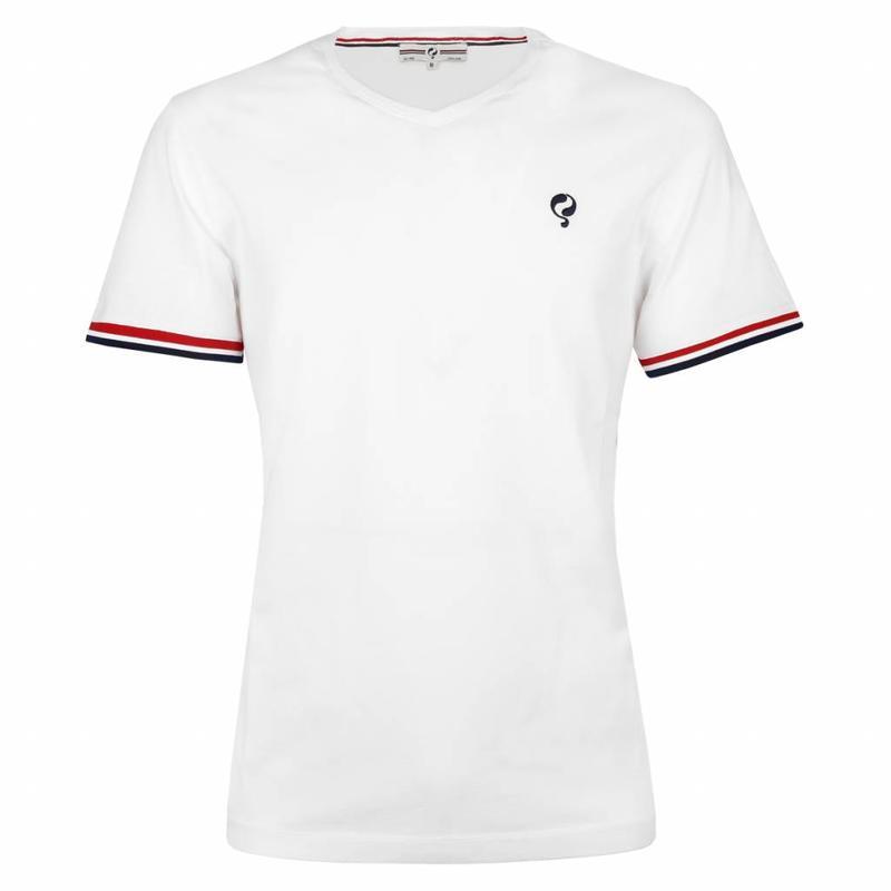 Q1905 Men's T-shirt Zandvoort White