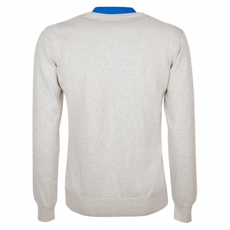 Q1905 Men's Pullover V-neck Marden Greyhound