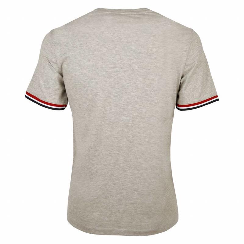 Q1905 Men's T-shirt Zandvoort Grey Melee