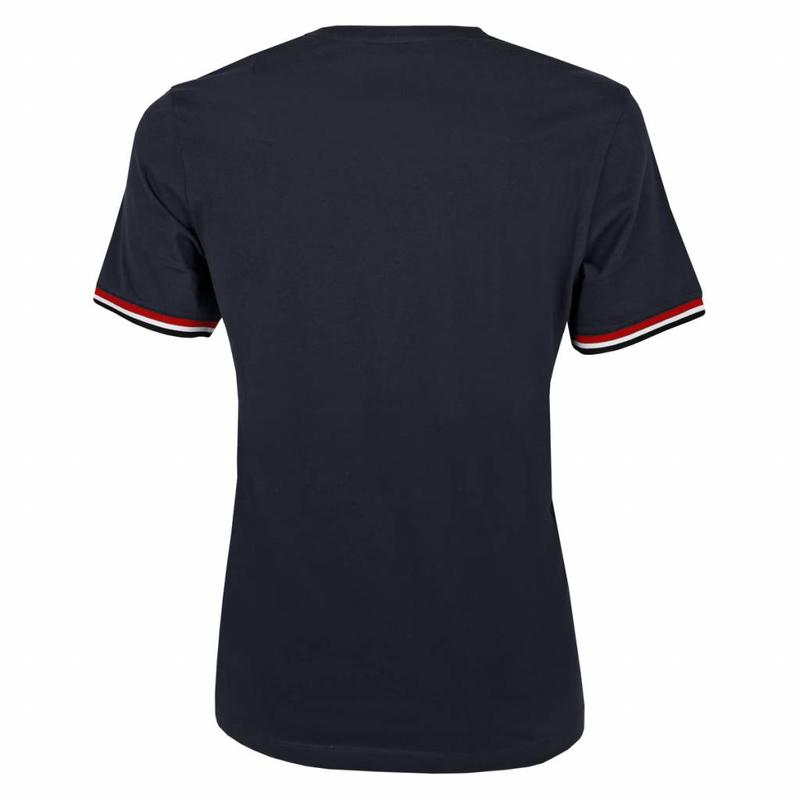 Q1905 Heren T-shirt Zandvoort Deep Navy