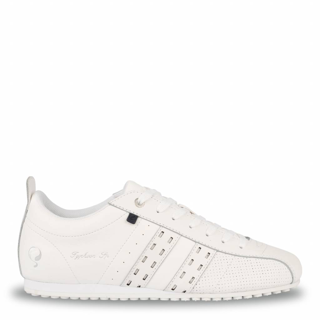 Heren Sneaker Typhoon SP White