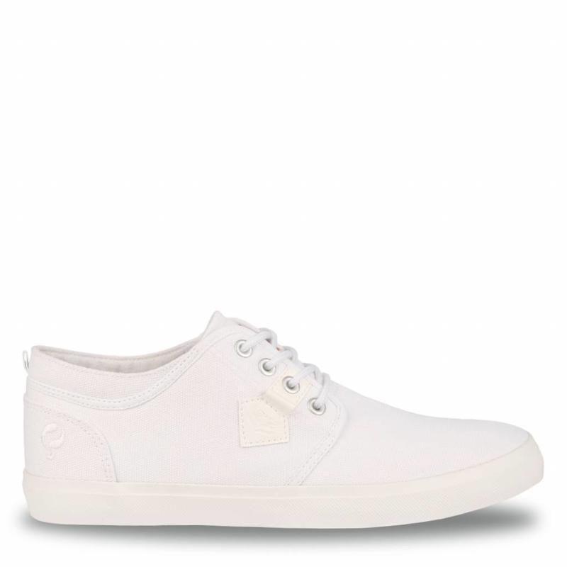 Q1905 Heren Sneaker Noordwijk White