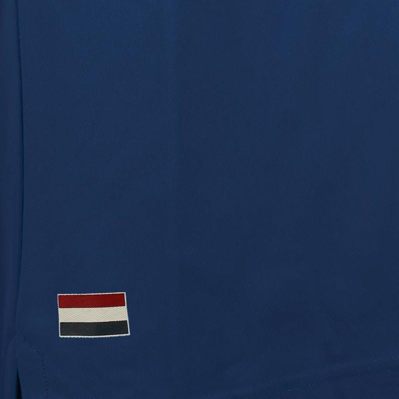 Men's Polo Joost Luiten Denim Blue