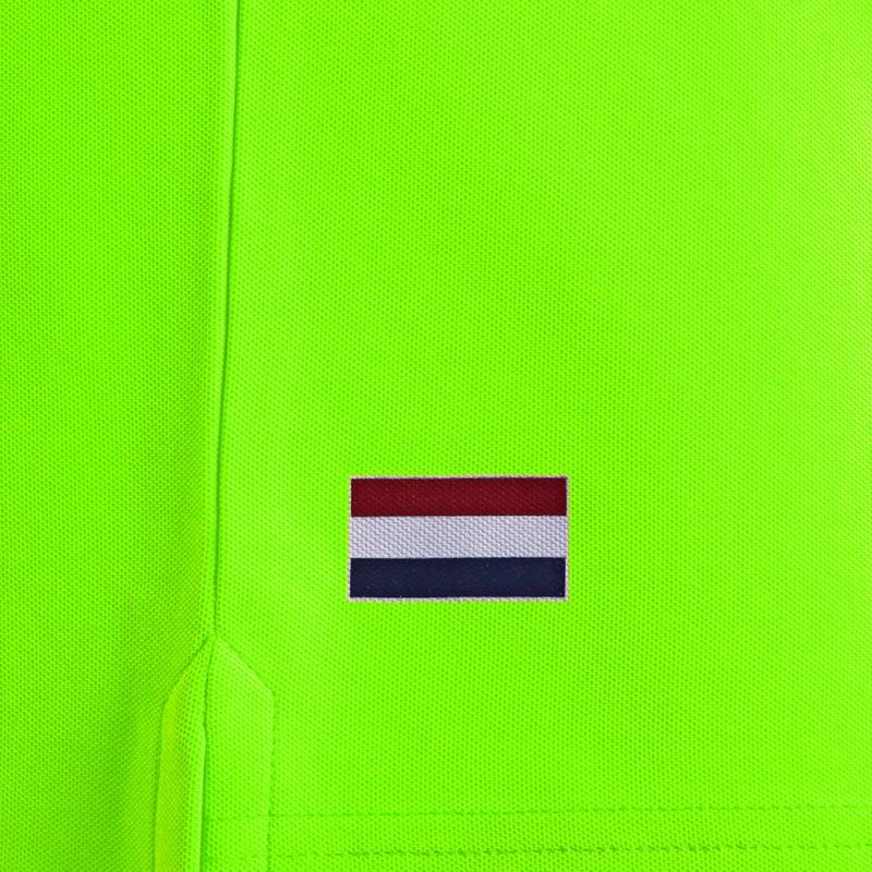 Heren Polo Joost Luiten Neon Green
