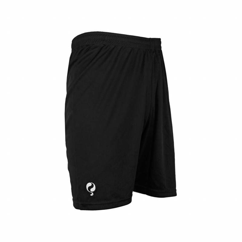 Q1905 Heren Trainingsshort Karami Zwart / Wit