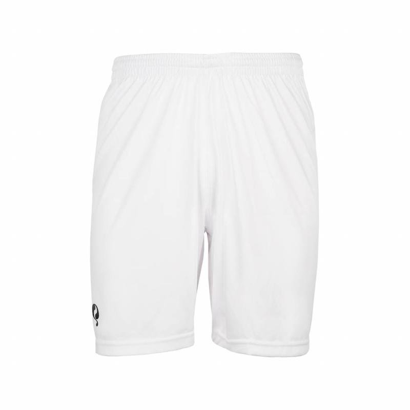 Q1905 Heren Trainingsshort Karami Wit / Zwart