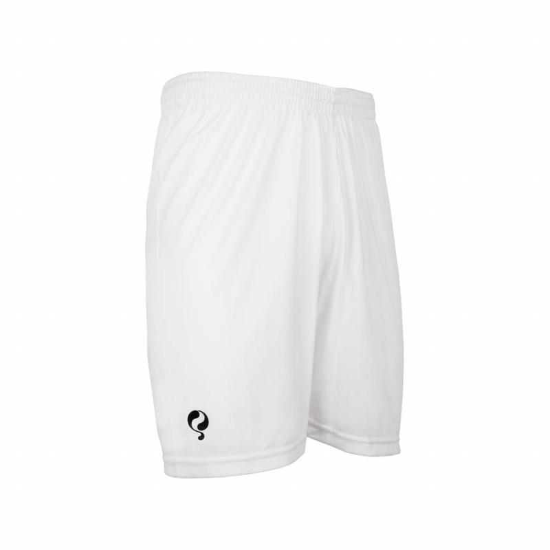 Heren Trainingsshort Karami Wit / Zwart