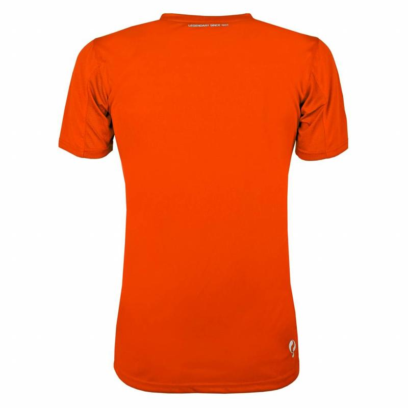 Heren Trainingsshirt Haye Oranje / Wit