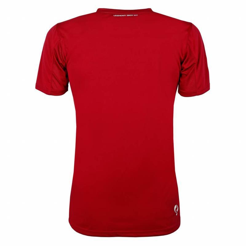 Heren Trainingsshirt Haye Rood / Wit
