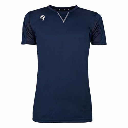 Heren Trainingsshirt Haye Navy / Wit