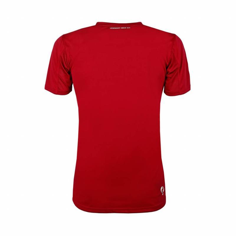 Q1905 Kids Training Shirt Haye Wit / Zwart