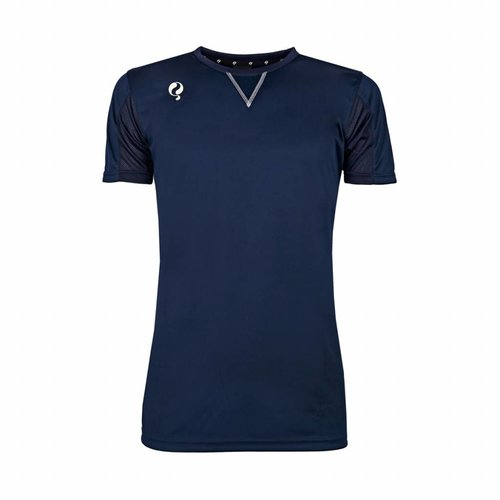 Kids Trainingsshirt Haye Navy / Wit
