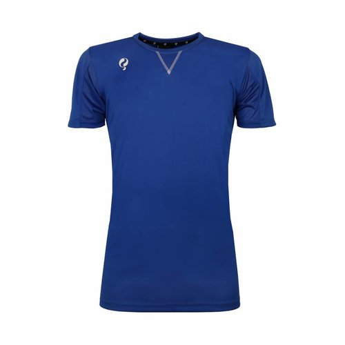 Kids Trainingsshirt Haye Blauw / Wit