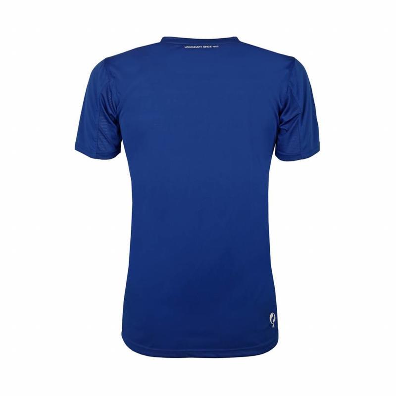 Q1905 Kids Trainingsshirt Haye Blauw / Wit