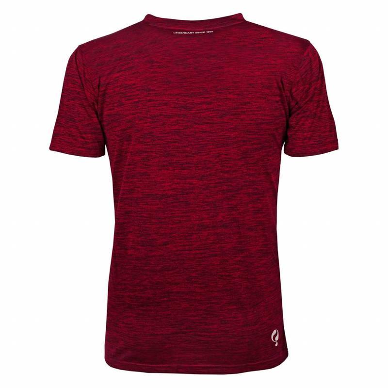 Men's Training Shirt Droste Rood / Zwart