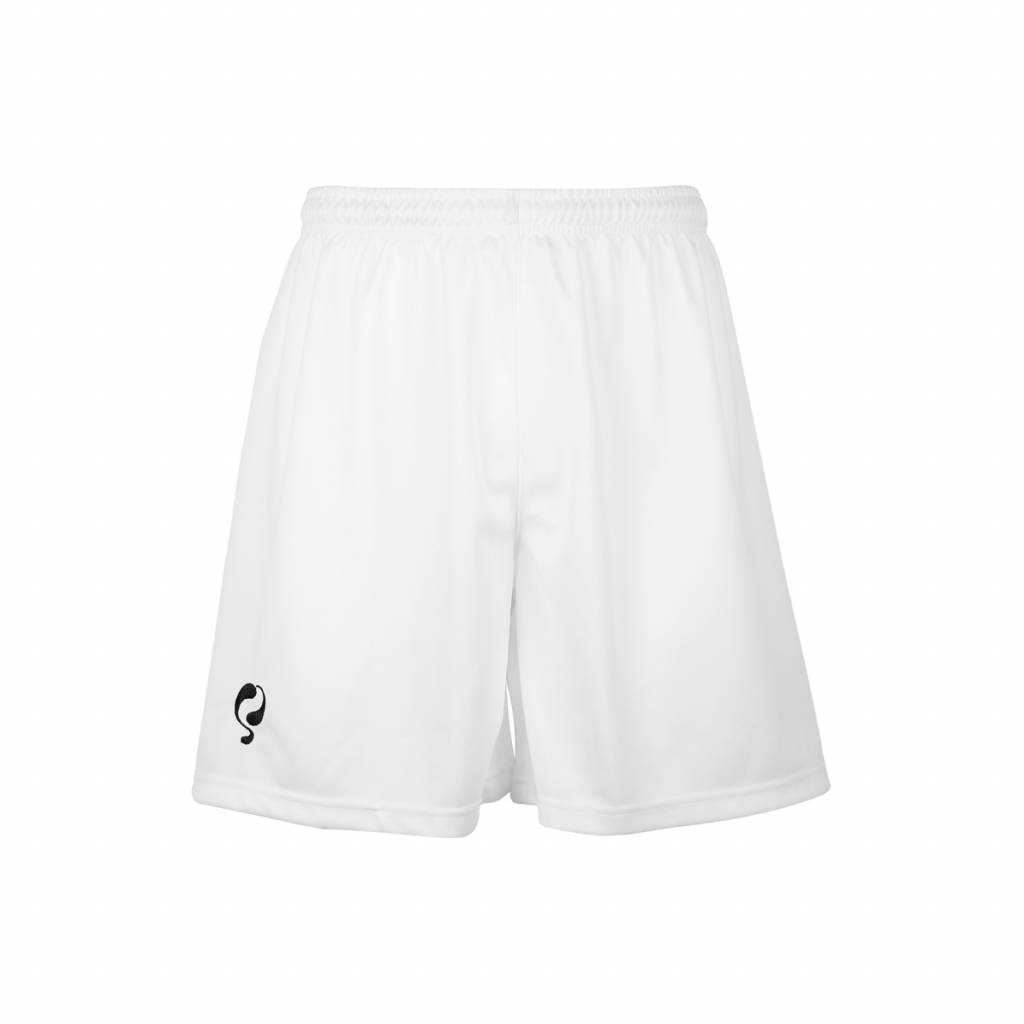 Kids Short Bruins Wit / Zwart