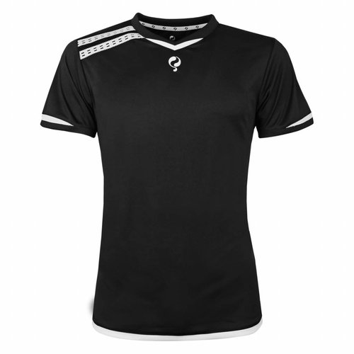 Men's Warming-up shirt Ayoub Zwart / Wit