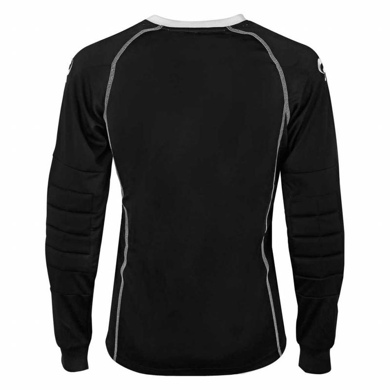 Q1905 Men's Keepersshirt Zoet Zwart