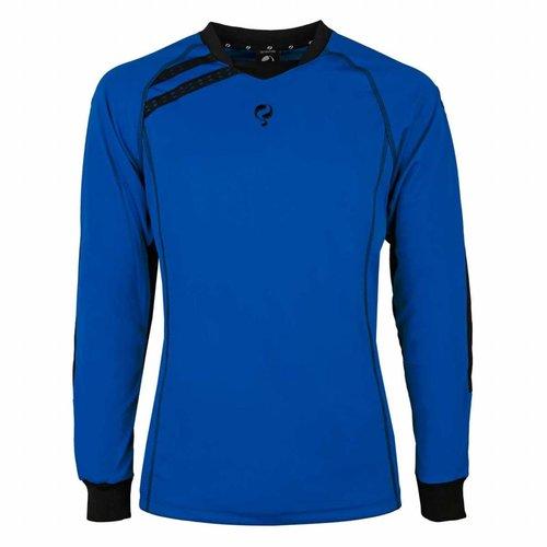 Heren Keepersshirt Zoet Blauw / Zwart